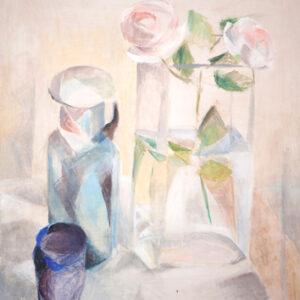 In memoriam, 60 x 48 cm, Öl, 2009