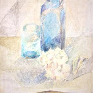 Vorfrühling, 60 x 48 cm, Öl, 2006