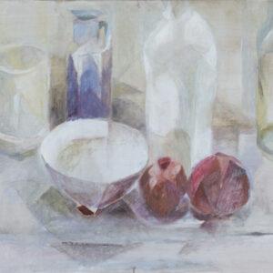 Licht am Mittag, 48 x 60 cm, Öl, 2011